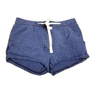 Wilfred Allegra Linen Blend Shorts